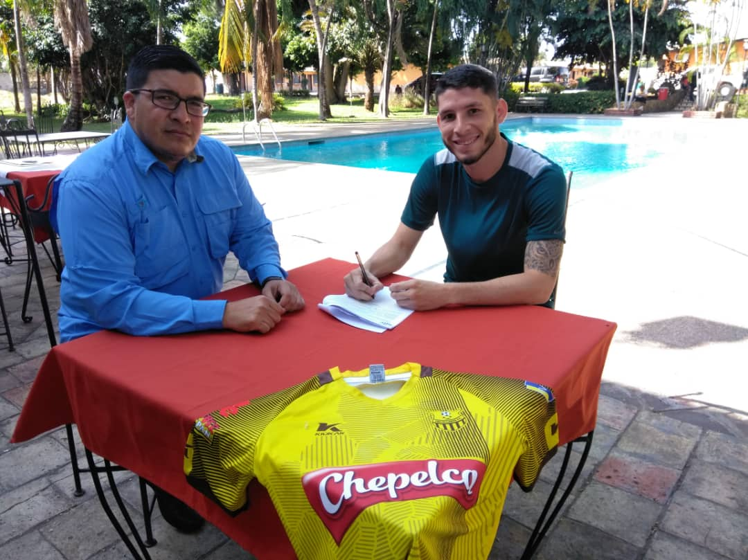 Photo of Alexander Guerra es optimista en su arribo a Trujillanos FC