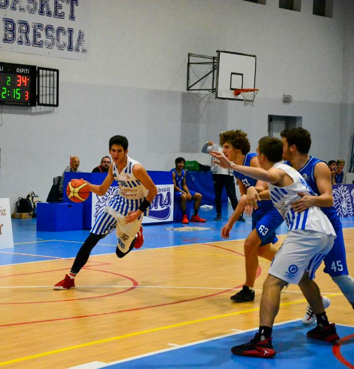 Photo of Diego Gallanti: Un criollo en el baloncesto de Italia