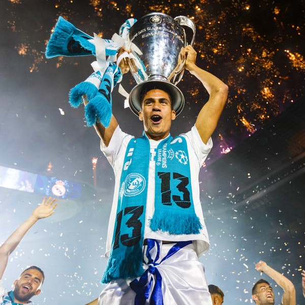 Photo of Varane a sus 27 años es parte del libro dorado del Real Madrid