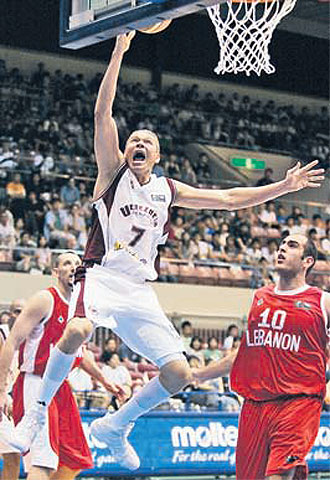 Photo of Venezuela en los Mundiales de Baloncesto (2006)