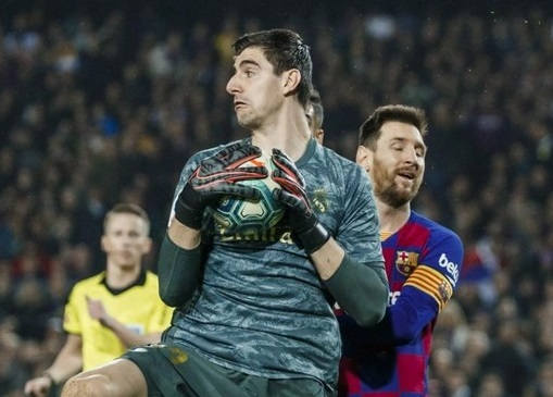Photo of Thibaut Courtois quiere que se juegue el resto de la temporada