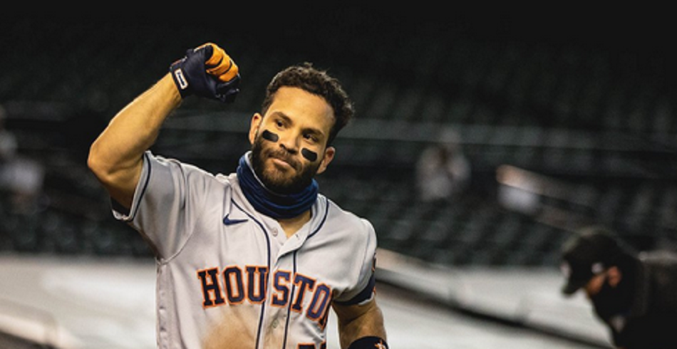 Photo of José Altuve la desapareció por tercera vez en 2020 (+Video)