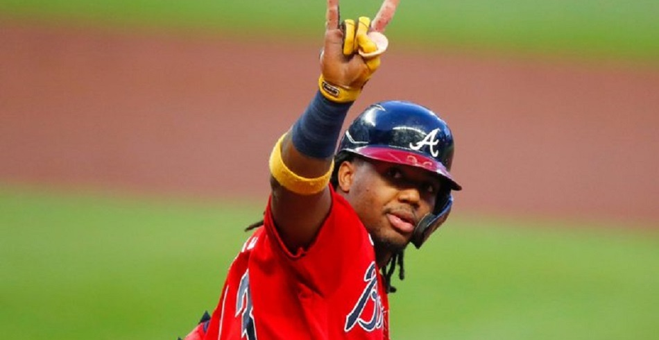 Photo of Ronald Acuña pegó el jonrón más largo de su carrera: 495 pies  (+Video)