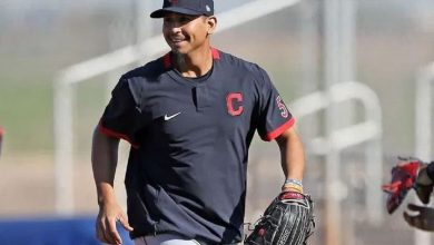 Photo of Carlos Carrasco fue reconocido en los Players Choice Awards